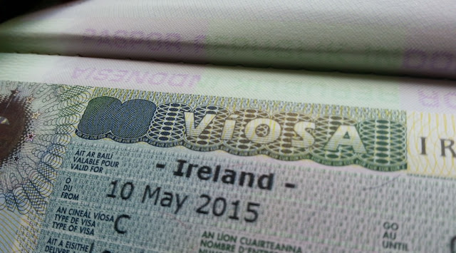 Pengurusan Visa Irlandia