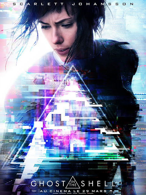 L'Agenda Mensuel - Mars 2017 Film Ghost in the shell