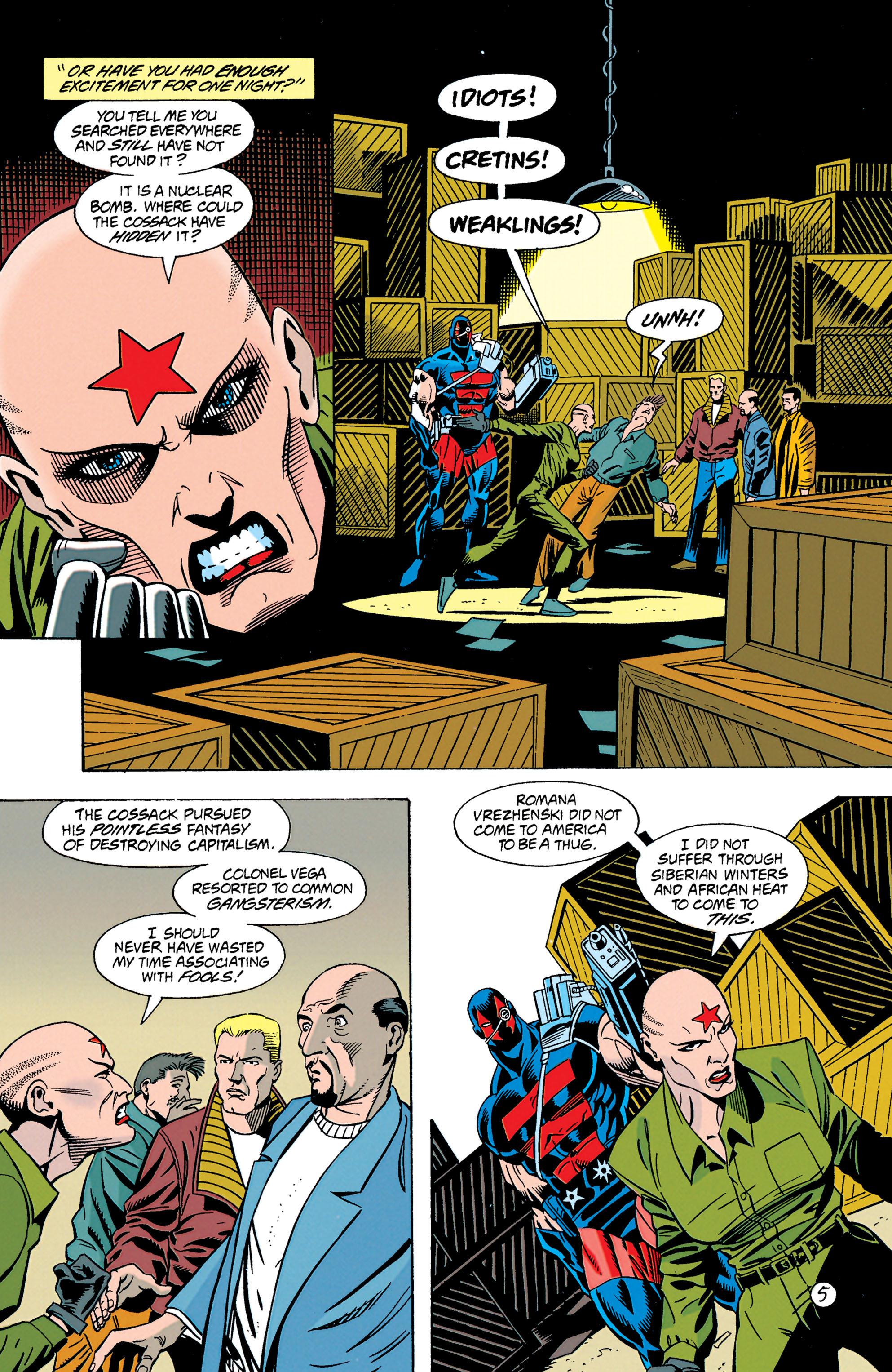 Detective Comics (1937) 682 Page 5