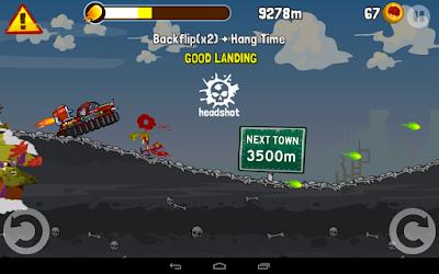 تحميل لعبة zombie roadkill مهكرة