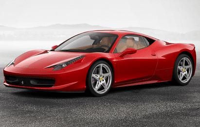Peluncuran dan Interior Ferrari 458 Italia Manettino