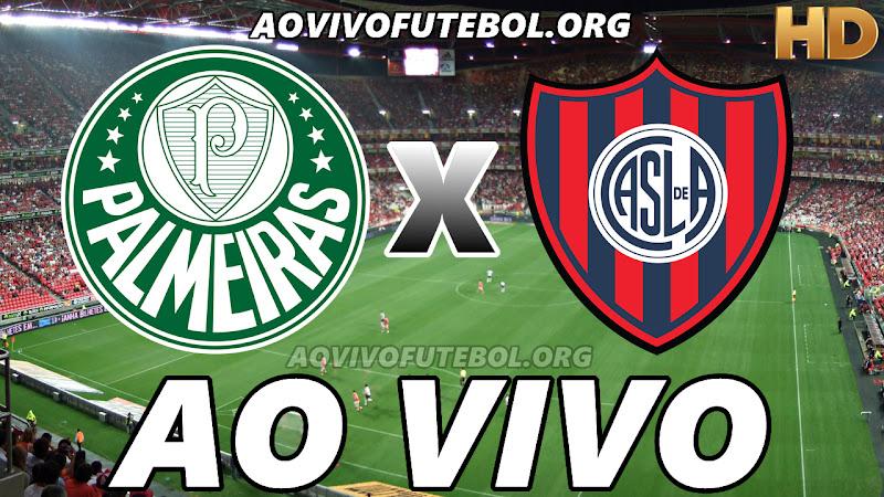 Palmeiras x San Lorenzo Ao Vivo Hoje em HD