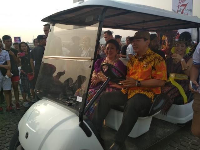 Tommy Soeharto Kritik Pemerataan Ekonomi Jokowi