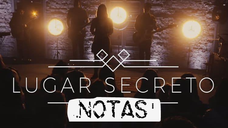 Lugar secreto - Gabriela Rocha - Cifra melódica
