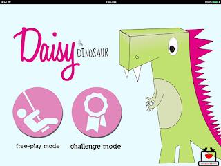 daisy the dinosaur