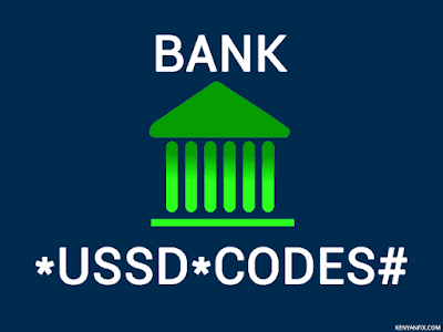 bank ussd codes