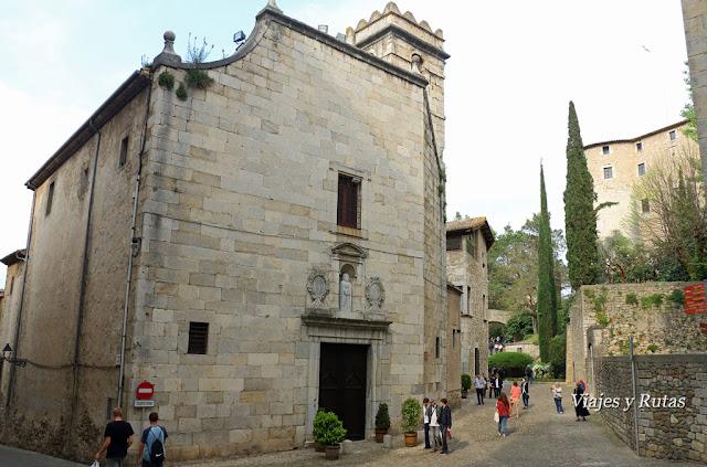 Iglesia de San Lucas, Girona