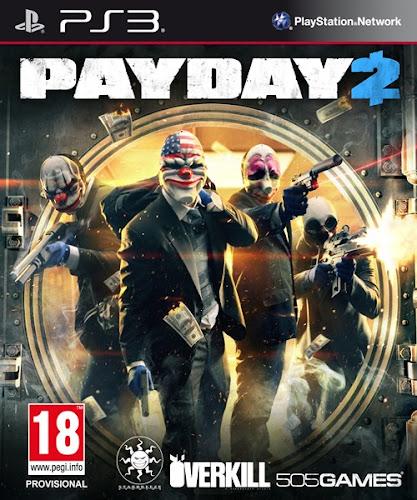 Payday 2 PS3 Español Region EUR