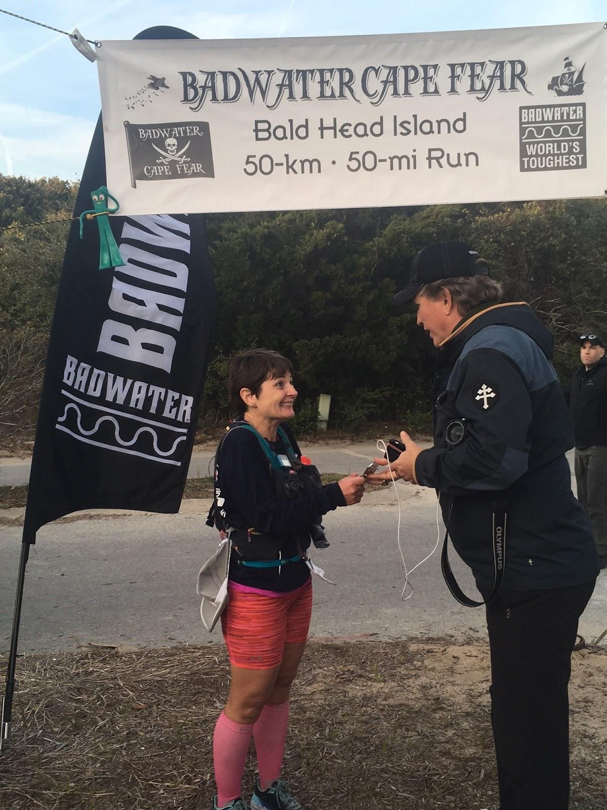 Badwater Cape Fear 51 Miles On Bald Head Island Koolaid Goes A
