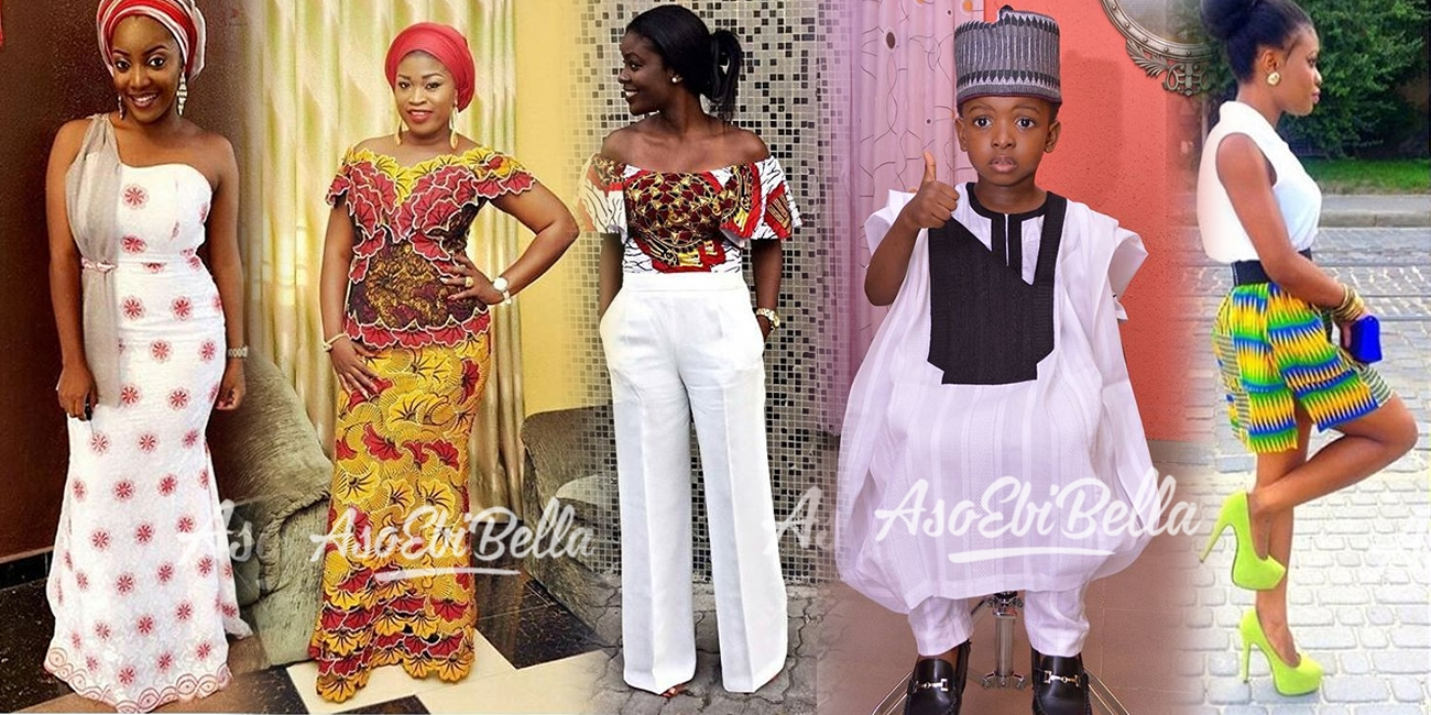Bella nigeria nigerian dress styles 2018