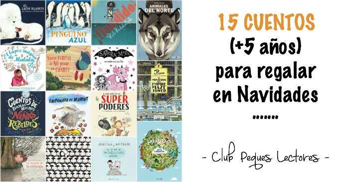 selección mejores cuentos 5, 6, 7, 8 años, libros recomendados