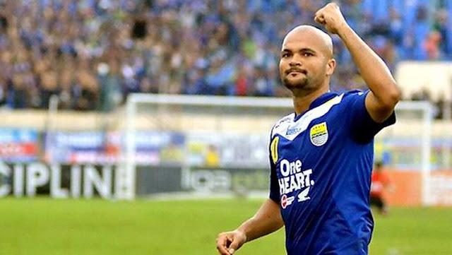 Sergio Van Dijk termasuk Tujuh Pesepakbola Indonesia Dengan Penghasilan Tinggi
