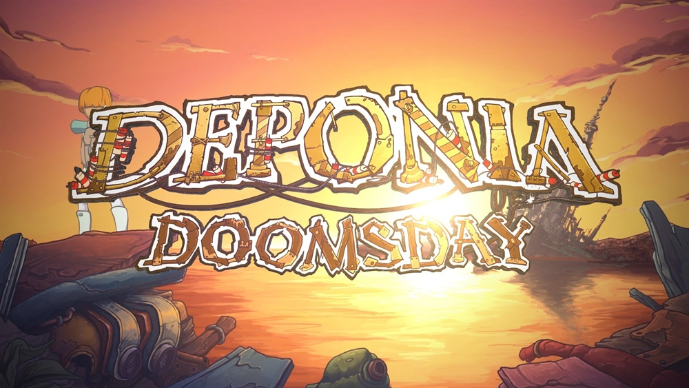 Deponia Doomsday Download Poster