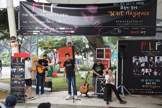 SCAPE Singapore events