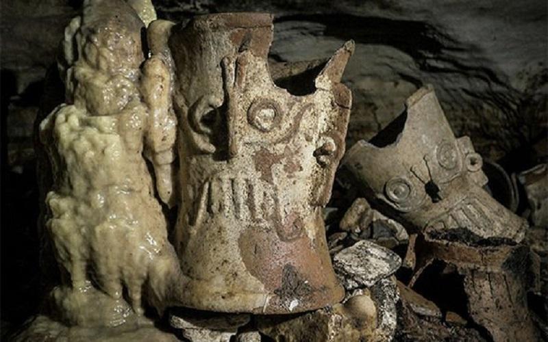 Tesoro escondido de Maya 1