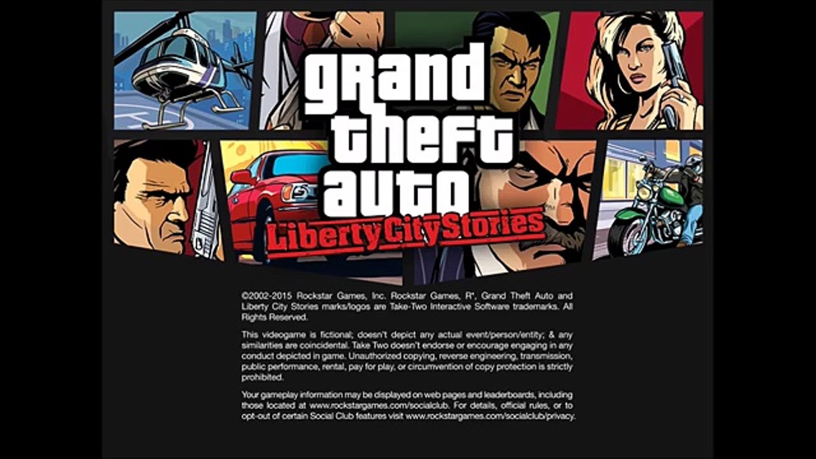 GTA Liberty City Stories (APK+OBB) Android Game Free Download