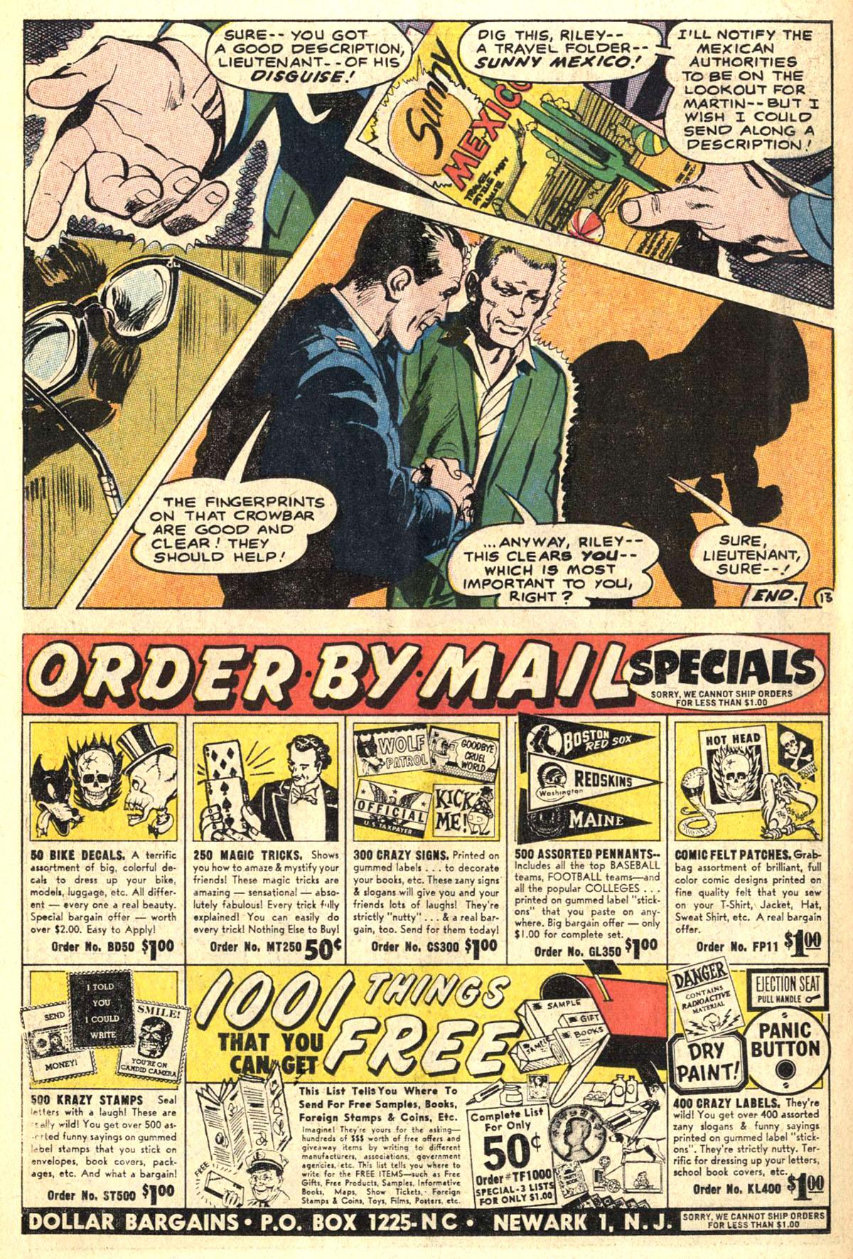 Strange Adventures (1950) issue 210 - Page 18
