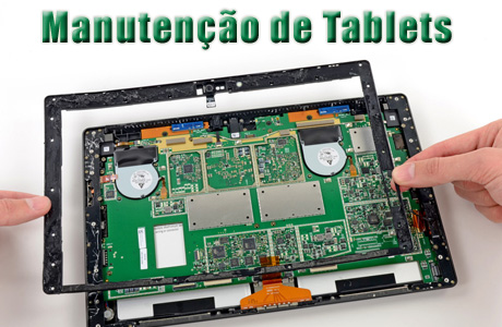 Curso Manutenutenção em Tablets - Torrent DVD Video Aula