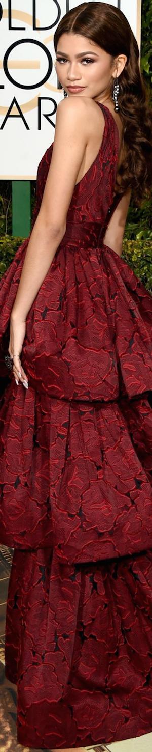 Zendaya 2016 Golden Globes