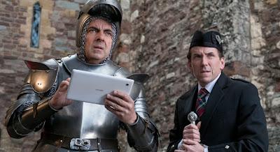 Johnny English Strikes Again Rowan Atkinson Ben Miller Image 2