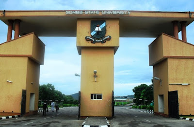Gombe State University (GSU) Admits 3,242 Students For 2016/2017 Session