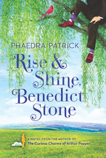 Rise and Shine, Benedict Stone cover