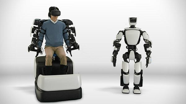 تويوتا تكشف عن روبوتها الجديد الشبيه بالبشر