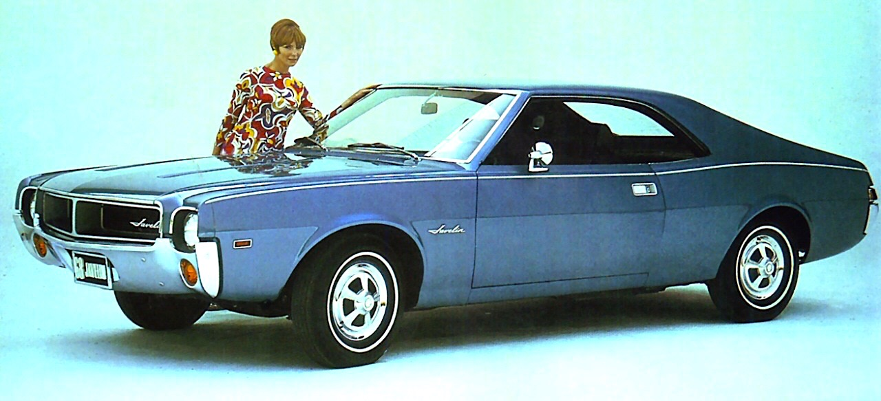 Car Style Critic 1968 Amc Javelin