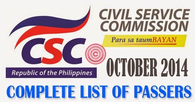 Civil service commission essay