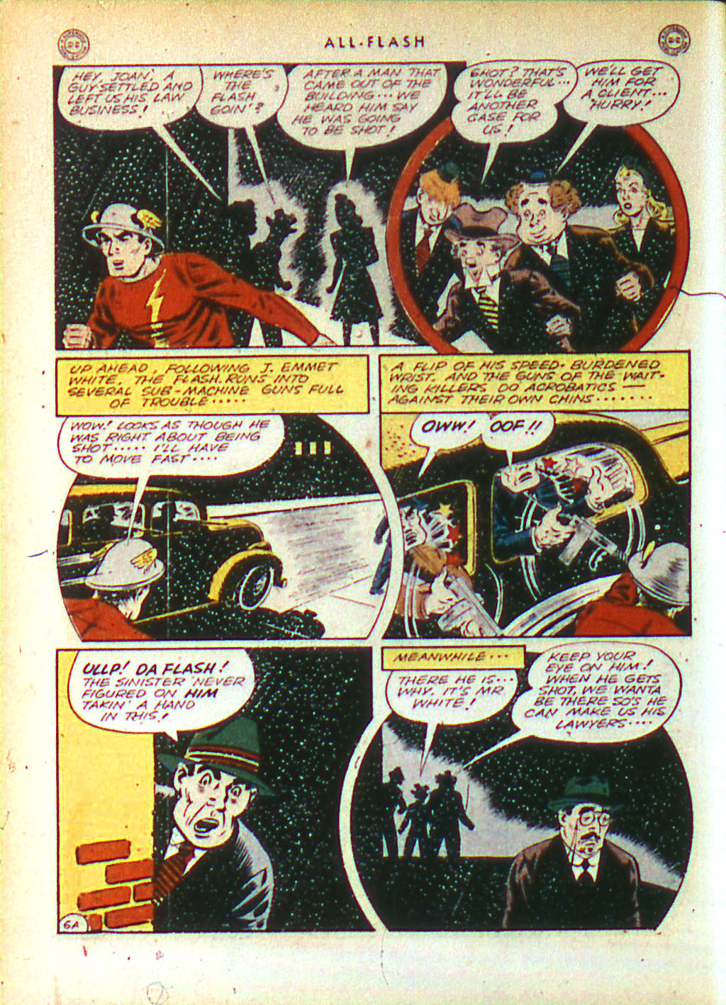 Read online All-Flash comic -  Issue #16 - 8