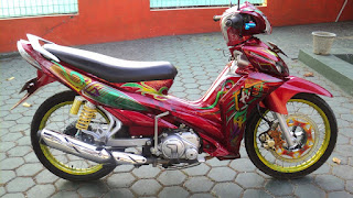modifikasi new jupiter z minimalis