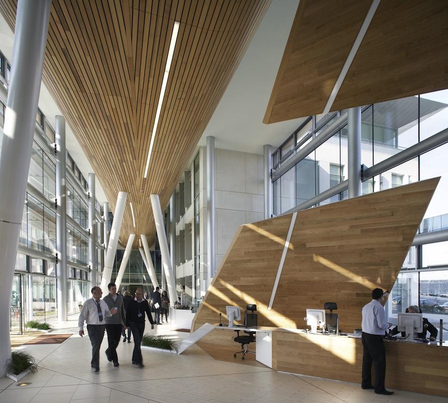 Design Ideas: O2 Headquarters | Slough | United Kingdom ...