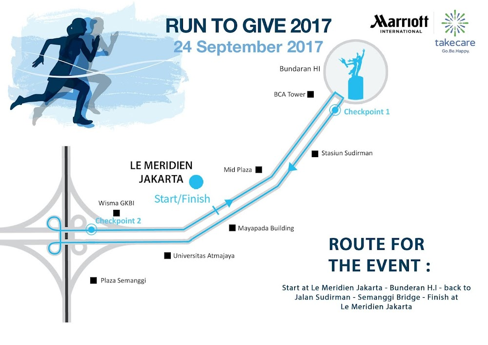 Run to Give - Jakarta • 2017