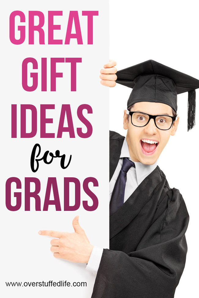 Best graduation gifts for guys and girls. Meaningful gifts for the high school or college graduate in your life.