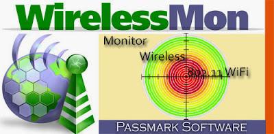 اختراق شبكات الواي فاي wpa wpa2 في اقل من دقيقه WirelessMon pc