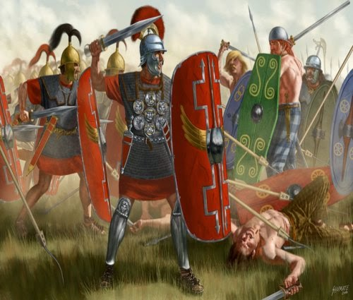 Caesar's Gallic War Books & Manuals