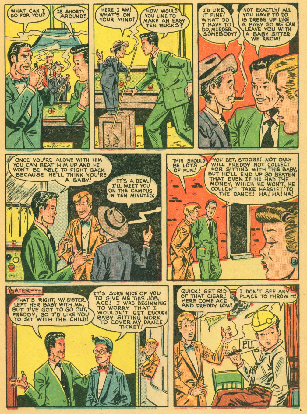 WHIZ Comics issue 119 - Page 23