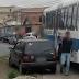 Acidente tumultua trânsito no acesso à Nilópolis