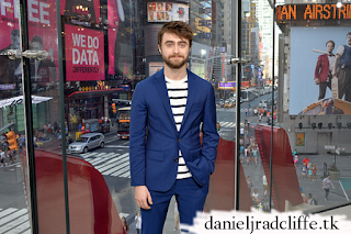 Updated: Daniel Radcliffe on Extra