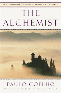 What is the book the alchemist about