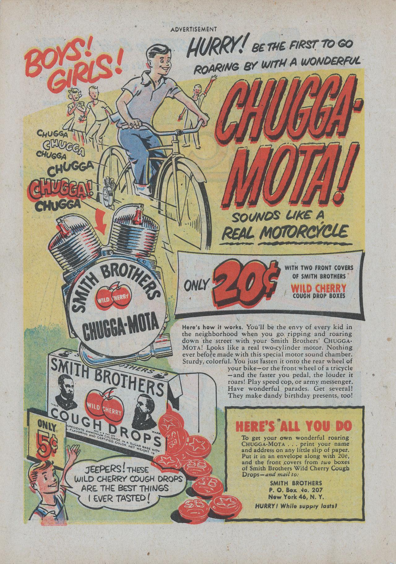 Read online Detective Comics (1937) comic -  Issue #154 - 50