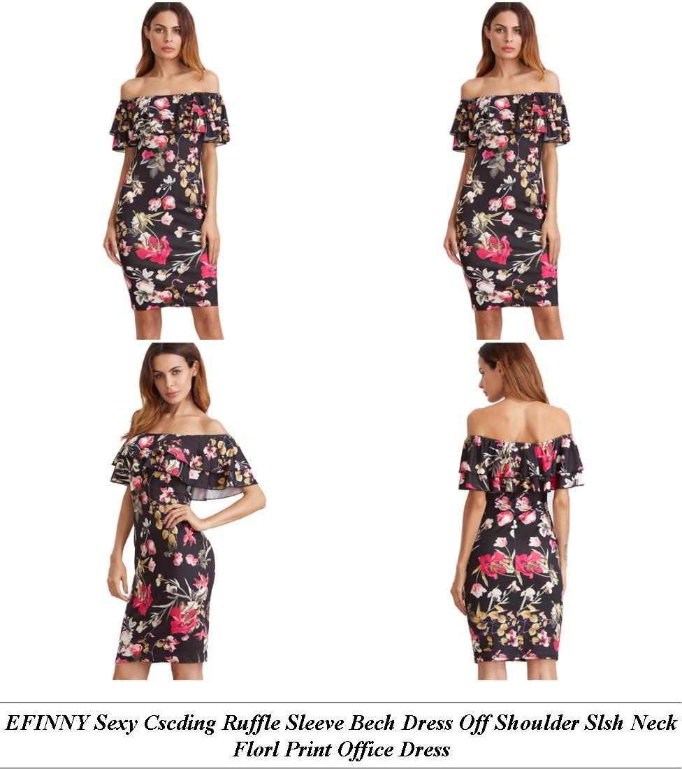 Summer Dresses For Women - Womens Summer Clothes On Sale - Denim Dress - Cheap Ladies Clothes