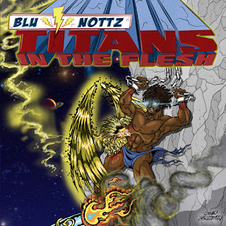 Blu & Nottz - Titans In The Flesh (2016) - Album Download, Itunes Cover, Official Cover, Album CD Cover Art, Tracklist
