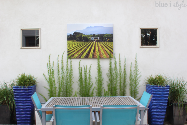 waterproof outdoor art