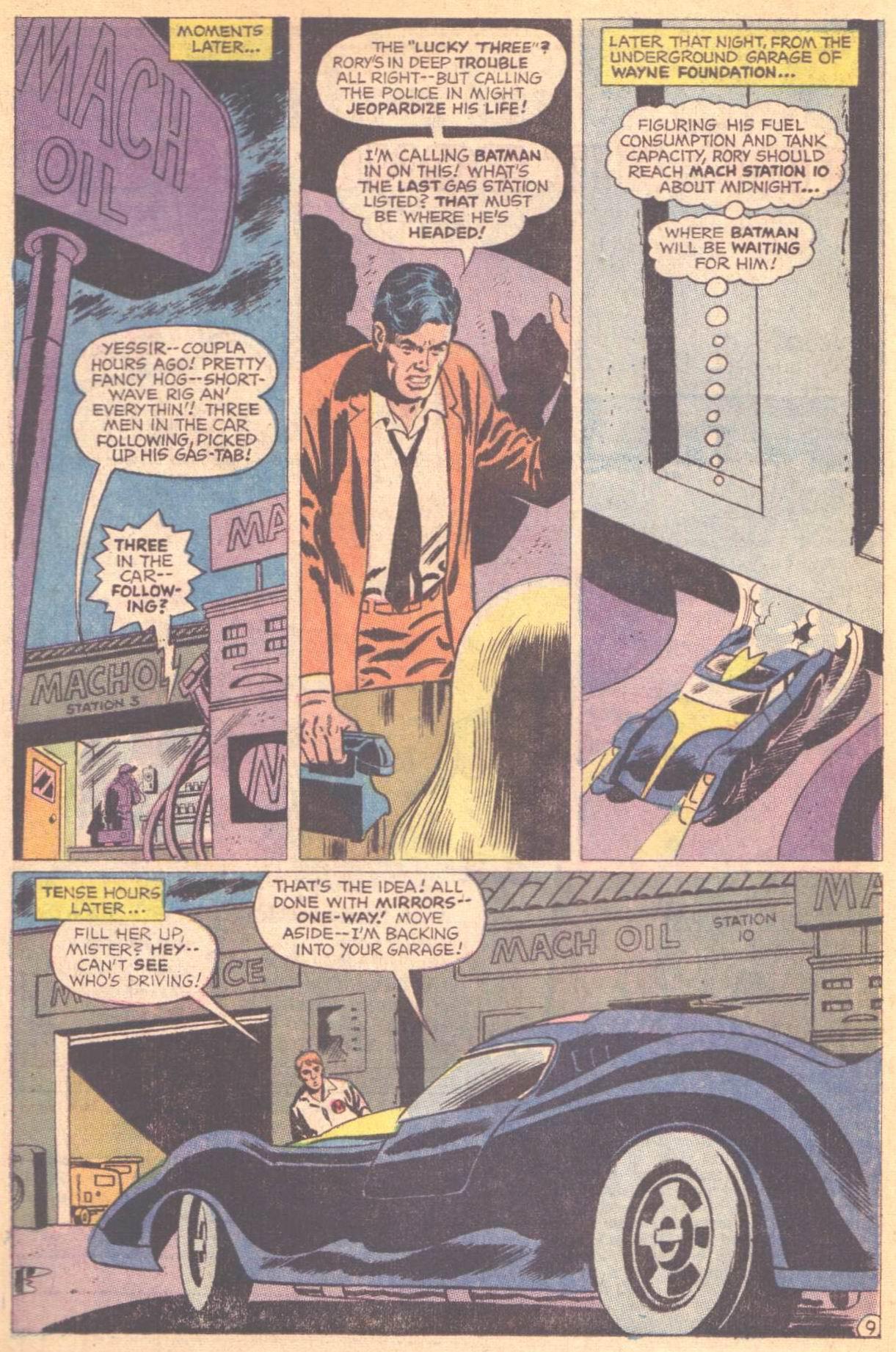 Detective Comics (1937) 396 Page 11