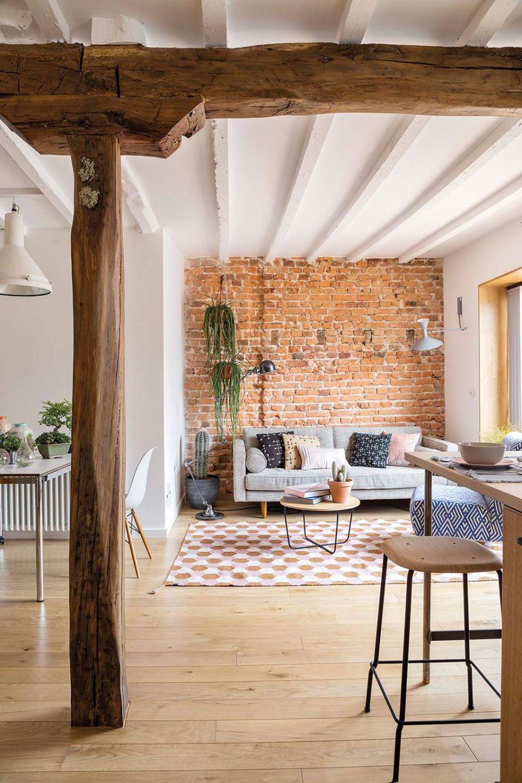 Il recupero di un piccolo appartamento in Spagna