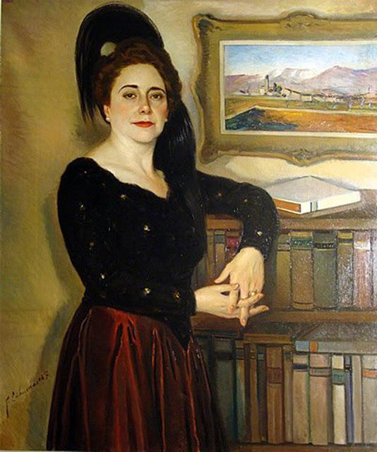Genaro Lahuerta, Pintor español, pintores Valencianos, Maestros españoles del retrato, Pintores Valencianos