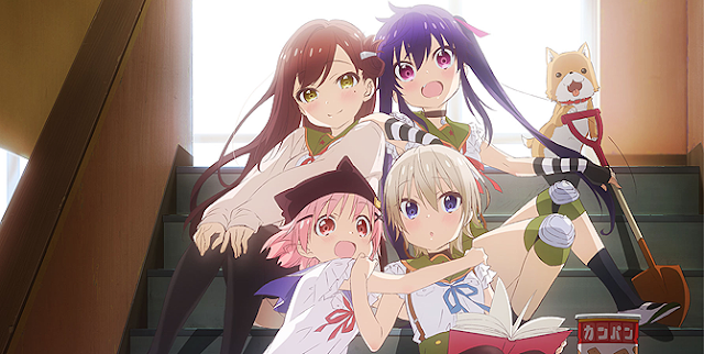 Gakkou Gurashi Episode 7 - Review/Reaction