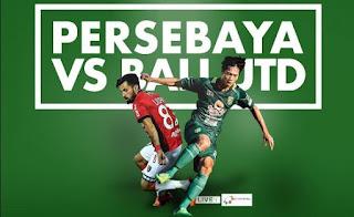 Persebaya Surabaya vs Bali United 1-0