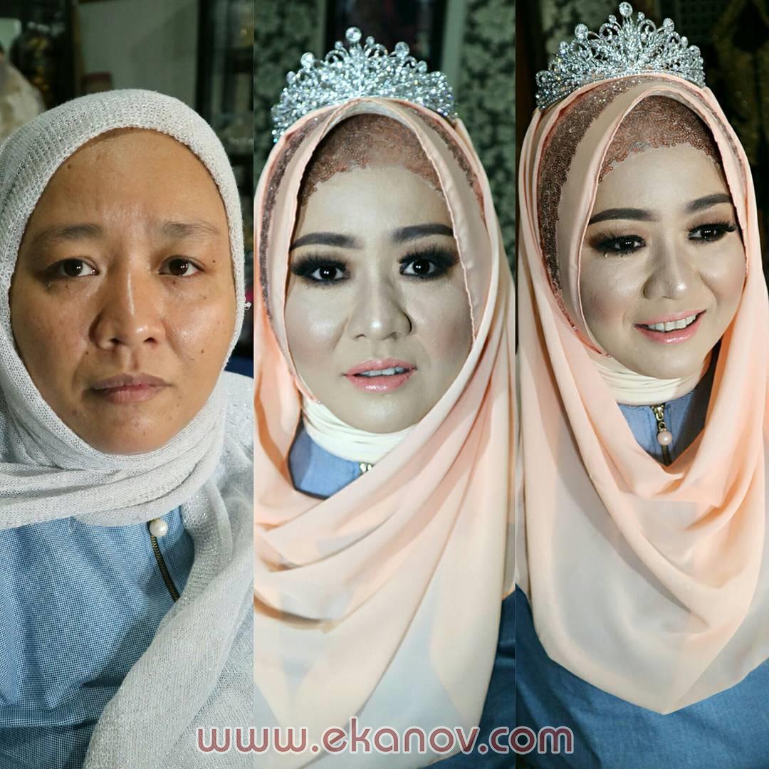 Inilah Cara Mudah Untuk Merias Pengantin Jawa Muslim